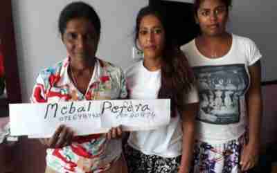 Mebal Pera is geboren in 1951 en werd moeder van een zoon op 16-12-1980 genaamd Nalin Shirante in he…